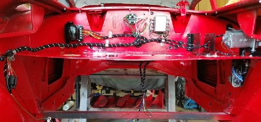 Wiring Harness Install   Mga Forum   Mg Experience Forums