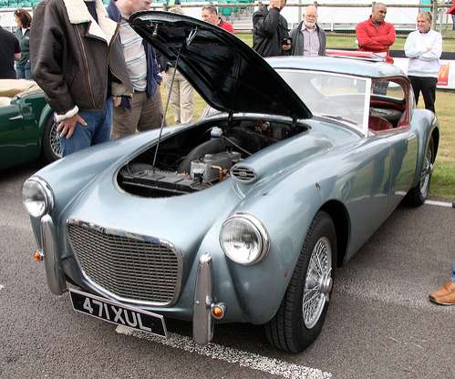 Street Legal Race Cars For Sale >> Modified MGA Race Cars