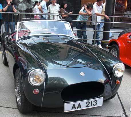 Mga Wagner Special Race Car