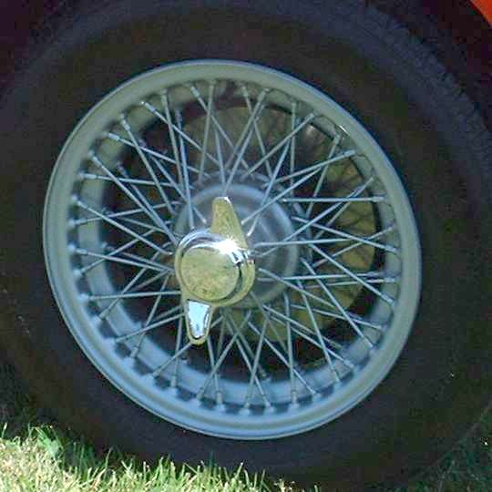 Wheel Tech Mga Wheel Types