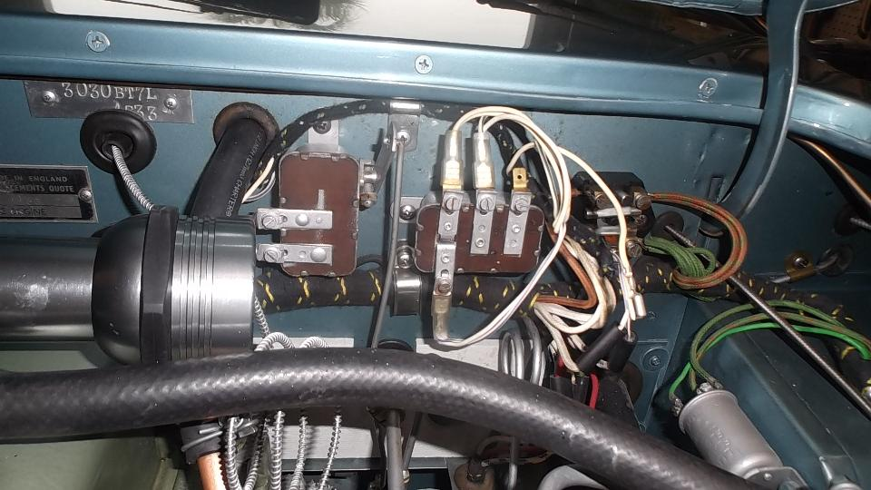 Austin Healey Overdrive Wiring Diagram wiring diagrams