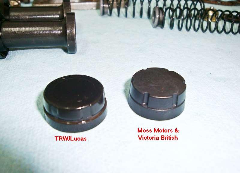 Dragging Brakes Master Cylinder Fault 2