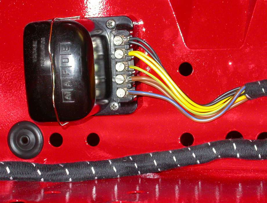 wire switch wiring diagram mga    wiring    harness installation  mga    wiring    harness installation