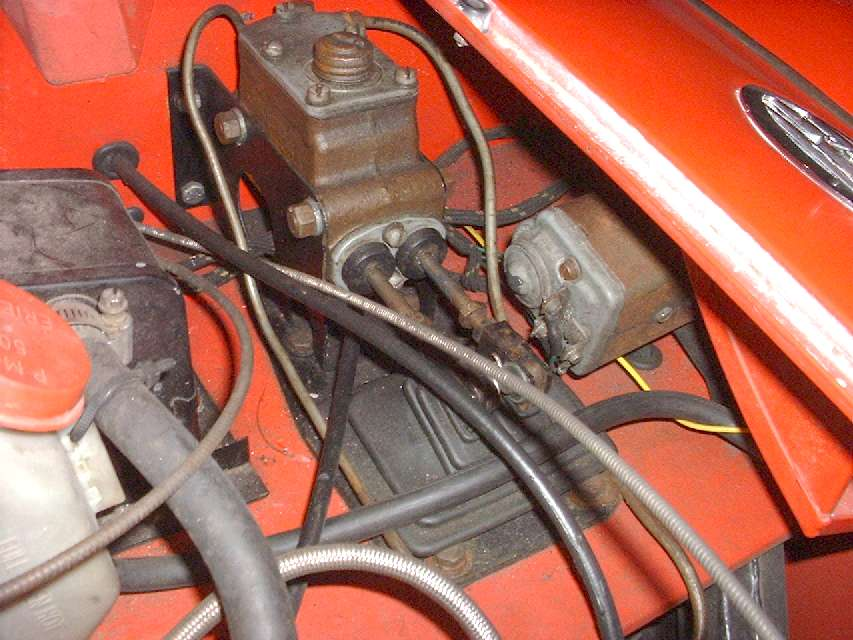 mgb starter wiring diagram mga    wiring    harness installation  mga    wiring    harness installation
