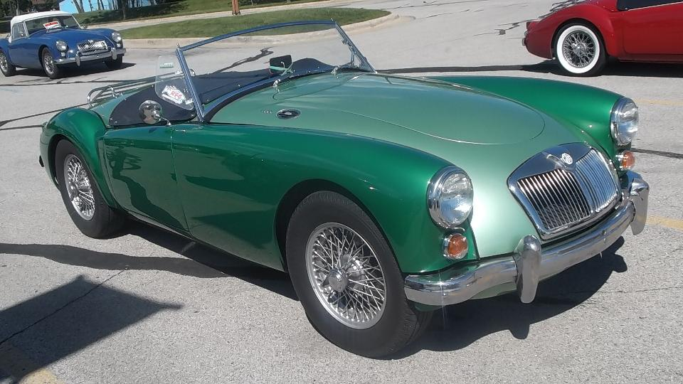 Two Tone For Mga